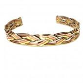 HPSilver: Copper Cuff Bracelet (oli-br-0022)