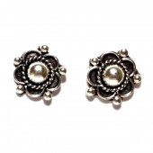 HPSilver: Silver Stud Earrings (emm-er-002)