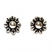 HPSilver: Silver Stud Earrings (emm-er-004)