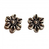 HPSilver: Silver Stud Earrings (emm-er-005)