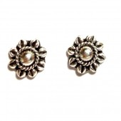 HPSilver: Silver Stud Earrings (emm-er-007)