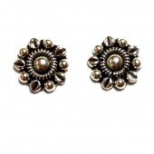 HPSilver: Silver Stud Earrings (emm-er-009)