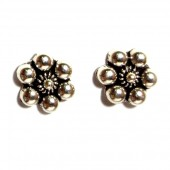 HPSilver: Silver Stud Earrings (emm-er-016)