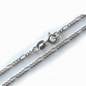 Silver Figaro Chain 2mm