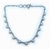 Silver w/ Pearl Necklace (HPS-NC-002)