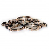 Unique Leather Bracelet 10 pack ULB100